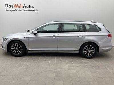 begagnad VW Passat Sportscombi TDI 120 EU6