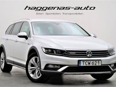 begagnad VW Passat Alltrack 2.0 TDI 4M / Executive / 190hk