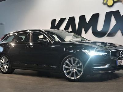 begagnad Volvo V90 D5 235HK Inscription AWD Aut VOC 235hk