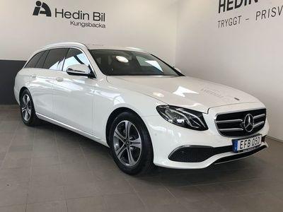 gebraucht Mercedes E200 Kombi Värmare/Krok DEMO