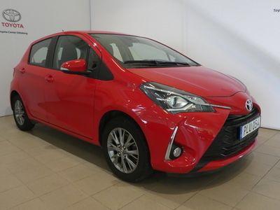 begagnad Toyota Yaris Verso Yaris 1.5 VVT-i ACTIVE 2018, Kombi Pris 119 900 kr