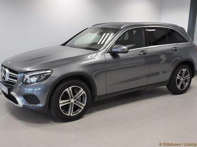 begagnad Mercedes GLC220 d 4MATIC 9G-Tronic, 170