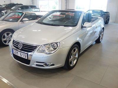 begagnad VW Eos 2.0 FSI Manuell. 150hk