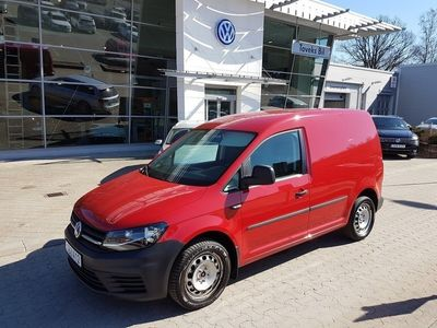 begagnad VW Caddy 150 HK DSG -16