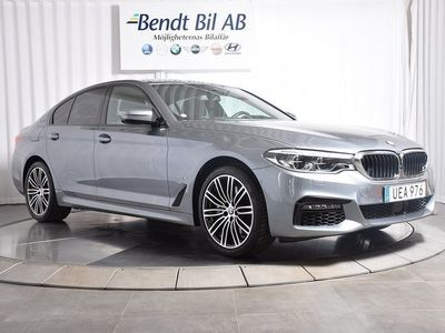 begagnad BMW 530 e iPerformance Innovation