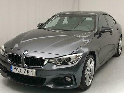 begagnad BMW 428 Gran Coupé i xDrive F36 (245hk)