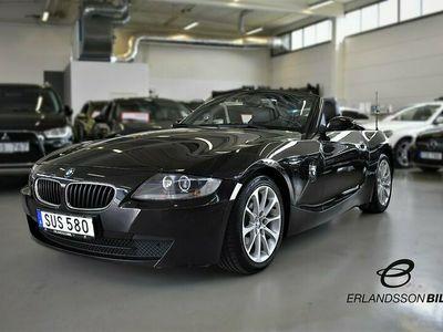 begagnad BMW Z4 2.0i Roadster 150hk *Nyservad*