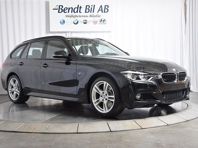 used BMW 320 i xDrive Touring / M-sport -19