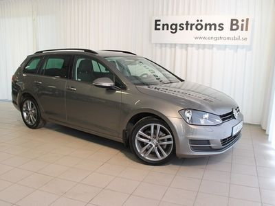 begagnad VW Golf Sportscombi TSI 110