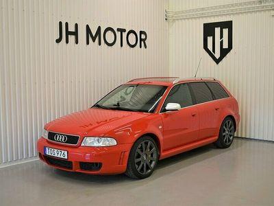 begagnad Audi RS4 Avant V6 2,7 Biturbo Quattro 380hk