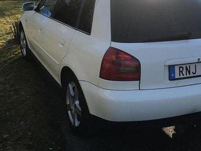 begagnad Audi A3 5-dörrar 1.8t