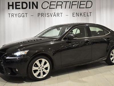 begagnad Lexus IS300h Special Edition