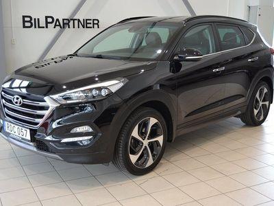 begagnad Hyundai Tucson 1.6T Premium 177hk 4WD *Panora