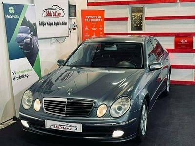 begagnad Mercedes E270 211CDI