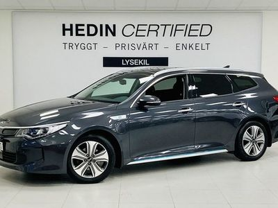 begagnad Kia Optima SW Plug - In Advance Plus 2 / S&V - Däck