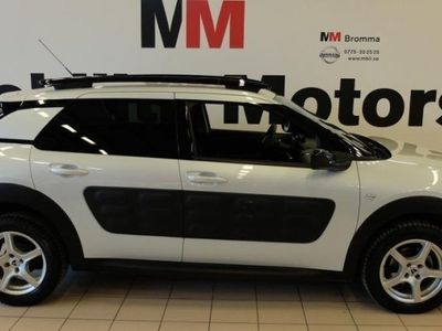 begagnad Citroën C4 Cactus PURETECH 82HK S+V.HJUL NYBIL.GARANTI