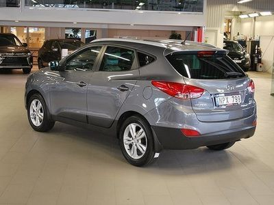begagnad Hyundai ix35 1,7 Crdi Business