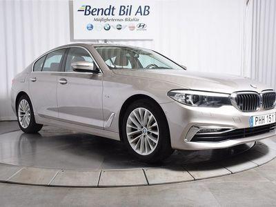 begagnad BMW 520 d xDrive Sedan Luxury Line