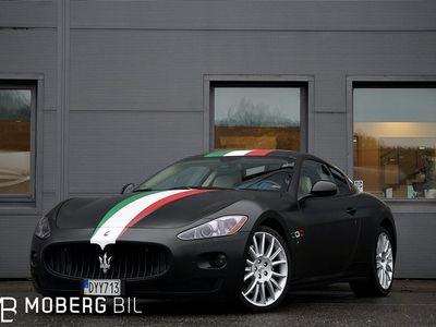 begagnad Maserati Granturismo S 4.7 V8 441hk BOSE 5886MIL