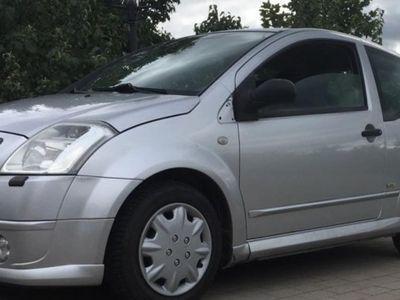 brugt Citroën C2 1.4i Ny bes. -05