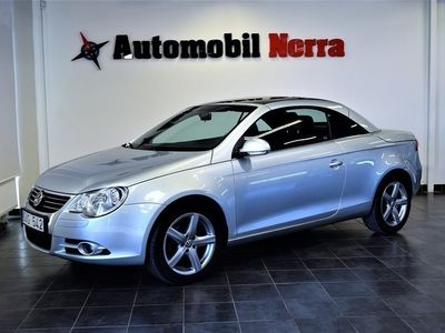 gebraucht VW Eos 2.0 FSI 150hk Exclusive Cab Panorama Nyservad