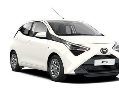 begagnad Toyota Aygo AYGO+1,0 5D X-Play