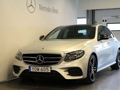 begagnad Mercedes 220 E-klassSedan AMG Line