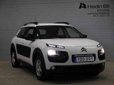 begagnad Citroën C4 Cactus Happy Edition Ledljusramp 2016, Halvkombi 119 900 kr