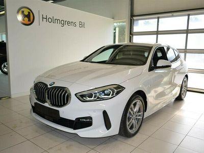 begagnad BMW 118 i M Sport Navi Automat Fartpilot Tonade Rutor HiFi