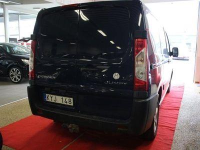 begagnad Citroën Jumpy Ny Kamrem + Ny Servad Dragkrok -10