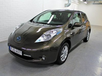 begagnad Nissan Leaf 30 kWh Single Speed 109hk / ACENTA