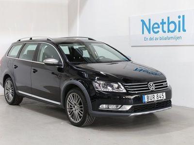 begagnad VW Passat Alltrack 2.0TDI 4Motion Premium 177hk
