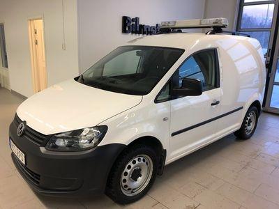 gebraucht VW Caddy SKÅP 2,0 L TDI CR
