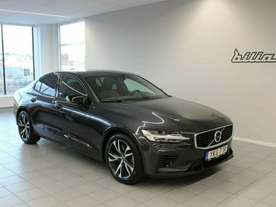 begagnad Volvo S60 T6 TWIN ENGINE