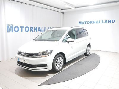 begagnad VW Touran 1.2 TSi 110hk