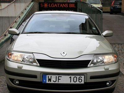begagnad Renault Laguna 1.8 Authentique 120hk -04