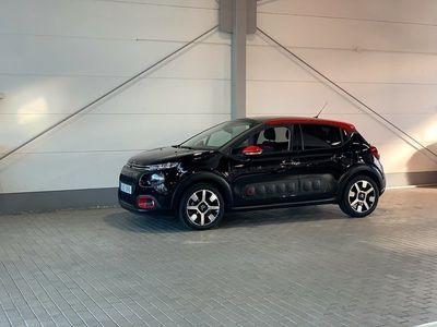 begagnad Citroën C3 PureTech 82 Hk SHINE