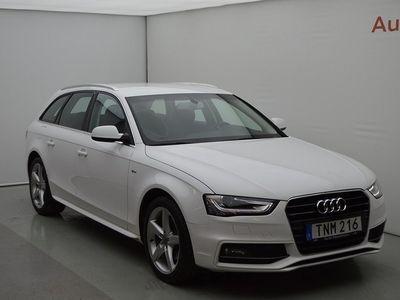 begagnad Audi A4 AVANT 2.0 TDI EU6 2015, Kombi 169 000 kr