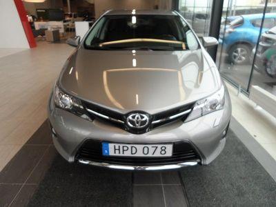 begagnad Toyota Auris 1.6 132hk Edition