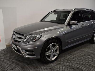 begagnad Mercedes 220 GLK Benz4M AWD Auto Navi Vhjul 1 år VIDEO 2014, SUV 224 900 kr