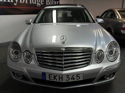 begagnad Mercedes E320 CDI Elegance Drag Navi -07