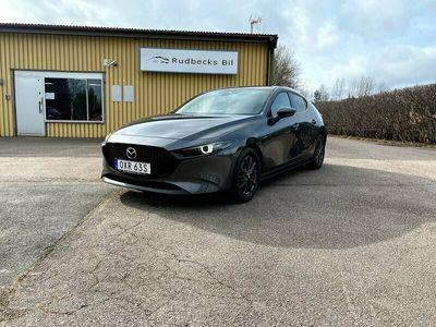begagnad Mazda 3 Sport 2.0, Hybrid Automat, 1 Bruk, GPS, Backkamera