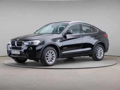 begagnad BMW X4 xDrive20d Model Advantage