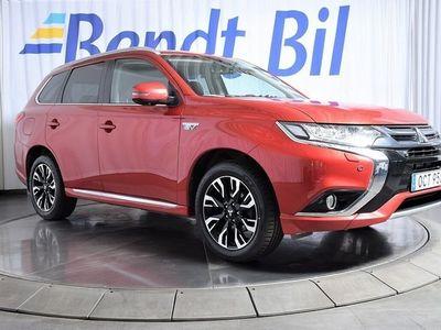 begagnad Mitsubishi Outlander P-HEV 2.0 plug-in Hybrid 0,45% Ränta