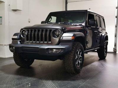begagnad Jeep Wrangler Unlimited Rubicon 2.0 272hk 4WD