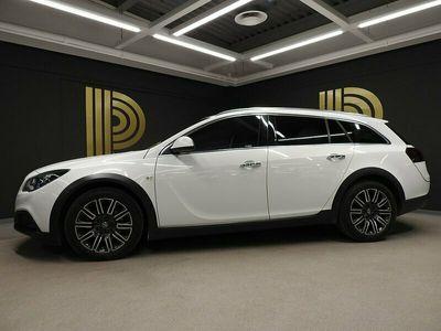 begagnad Opel Insignia Country Tourer 2.0 CDTI 4x4 Skinn Navi D-Värm