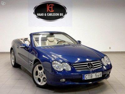 brugt Mercedes SL500 Cab 306Hk