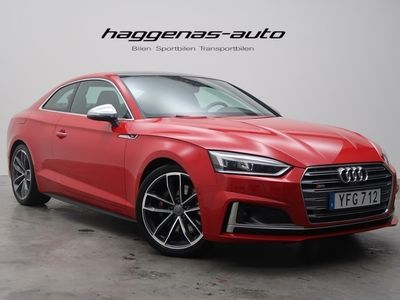 gebraucht Audi S5 Coupé / Panorama / 354hk -17