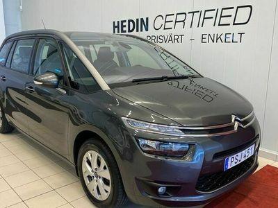begagnad Citroën Grand C4 Picasso 1.6 Manuell (ink vinterhjul) 114hk, 2014
