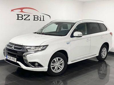 begagnad Mitsubishi Outlander P-HEV 2.0 Hybrid 4WD 203